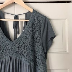 Maurices Lace Top
